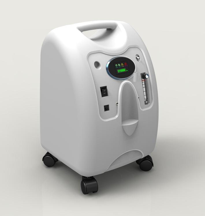 Zapůjčení kyslíkového koncentrátoru - LOVEGO LG301/LG502 stacionární